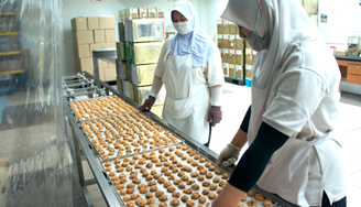 CookiesTalk Factory - Production