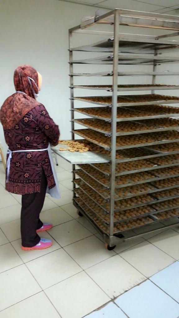 cookies talk factory work