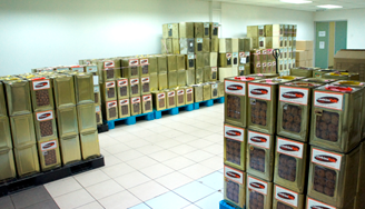 CookiesTalk Factory - Packing & Warehouse